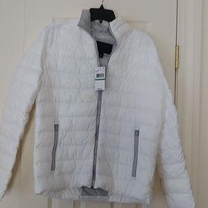 New damages Michael Kors Puffy Jacket L